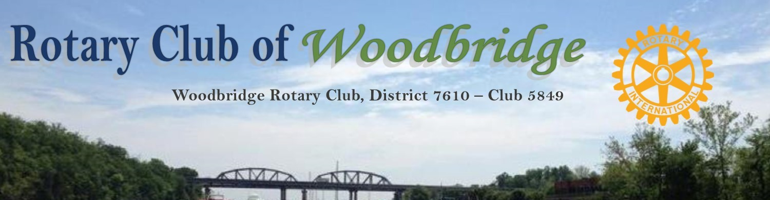 Woodbridge Rotary Club, District 7610- Club 5849
