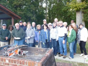 Celebration Picnic of our 50th Anniversary